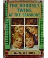 BOBBSEY TWINS AT THE SEASHORE Hope 1940 Saalfie... - $4.00