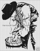 Bead Pattern Western Cowboy Farmer Washing Peyo... - $0.00