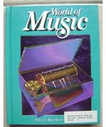 World of Music, Grade 6, Silver Burdett & Ginn,... - $8.00