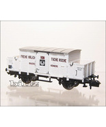 TRIX MINITRIX N 13804 Bavarian K.Bay.Sts.B. Tucher Beer Car - $132.50