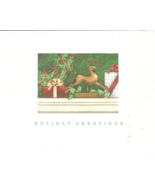 Holiday Greetings - 10 cards 12 envelopes - $5.00