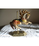 ALBERT E. PRICE LIMITED EDITION CAROUSEL - $10.00