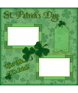 St. Patrick's Day ~ Digital Scrapbooking Quick ... - $3.00