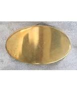 Elaine Coyne 70s Stunning Art Moderne Belt Buckle - $39.95
