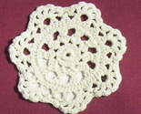 Buy 4&quot; Ecru Doilies- Great size to set your candle lamps on