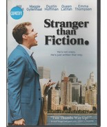 Stranger Than Fiction (DVD, 2007)