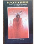 Black Elk Speaks by John G Neihardt - $6.95