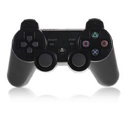 Playstation 3 Wireless Controller SixAxis DualShock (Black)