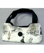 Morgan Paris Bag Purse Chic Handmade Handbag To... - $77.00