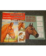 How to Paint Horses and Other Animals and Drawi... - $4.00