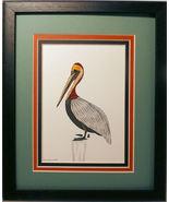 Quilled Pelican - $175.00