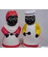Mammy & Chef Bobblehead  Nodder Banks - $10.00