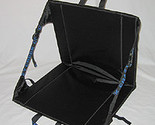 Buy Camping - Crazy Creek Large Folding Camping Chair Black