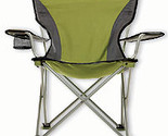 Buy Camping - Easy Rider Portable Folding Camp Chair Green
