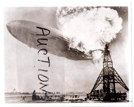 The Hindenburg Television Movie ORIGINAL Press ... - $9.99