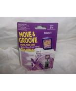 Move & Groove Digital Music Card NEW NIP Volume... - $3.99