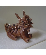 Antique Chinese Foo Dog Must See Very Rare - $65.00