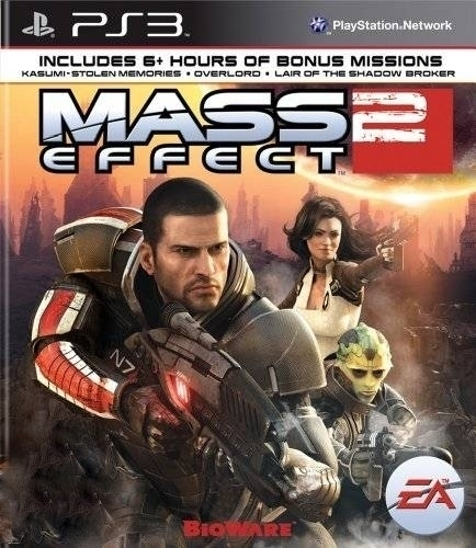 Mass Effect 2, PS3 game