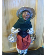 Byer's Choice Caroler African American Woman Wi... - $55.00