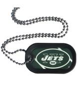 New York Jets Dog NFL Tag Necklace - $13.00