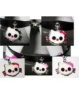 Hello Kitty Skull Necklace or Earrings - $15.00