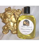 Ginger Fig Scented Massage & Body Oil 8oz - $11.95