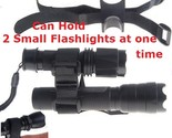 Buy Camping - Universal Nylon Mount for 2 Flashlights Hiking Camping