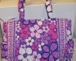 Buy Handbags - Vera Bradley Pink Petal Power Handbag - EUC