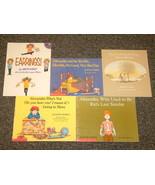 5 by Judith Viorst 3 Alexander books, Earrings,... - $6.99