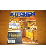 Kitchen & Bath Remodeling Ideas Magazine - $3.00