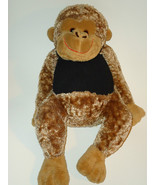 Dan Dee Monkey Plush Stuffed Animal Black Turtl... - $37.50