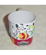 Disney On Ice 101 Dalmatians Plastic Mug With S... - $10.00