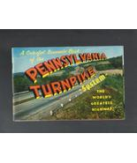 Pennsylvania Turnpike System, Souvenir Book, 19... - $3.50