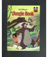 Walt Disney's Hardcover,The Jungle Book,1993, L... - $4.75