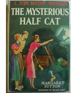 Judy Bolton #9 THE MYSTERIOUS HALF CAT Margaret... - $16.00