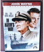 In Harm&#39;s Way, Black and White Widescreen DVD
