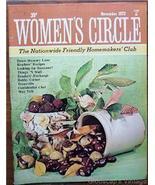 Woman's Circle Magazine, November 1972, 15 - 7 ... - $4.50