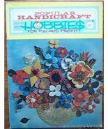 Popular Handicraft Magazine, June July 1972 V8 No2 - $5.50