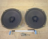 "Buy Audio Speakers  - Pair Japanese 4 3/4"" radio REPLACEMENT SPEAKERS, 8 ohm"