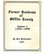 Former Residents of Mifflin County Vol. 2 (1884... - $10.00