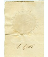 1809 Massachusetts Militia Document  Signed by ... - $125.00