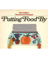 Putting Food By - New Edition, Revised and Enla... - $7.19