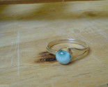 Buy Rings - Larimar ring size 10