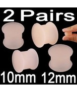 00g 1/2 10mm 12mm Gauge Skin Ear Plug Earrings ... - $6.99