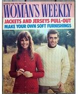 Woman's Weekly Magazine, January 29 1972 Jacket... - $8.50