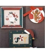 Peppermint Pals cross stitch chart Poppy Kreations - $3.00