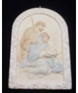 Hallmark For Unto Us A Child Is Born Ornament 1993 - $3.99