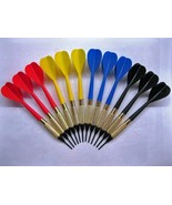 12 REAL ARACHNID STAMPED FLIGHT SOFT TIP DARTS ... - $14.95