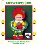 Dumplin Designs  STRAWBERRY JAM CROCHET PATTERN INSTRUCTIONS 