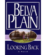 Looking Back, A Novel by Belva Plain Hardcover ... - $4.99